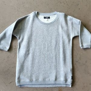 Diesel F-Ban Sweatshirt Heather Grey Small